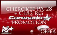 Carenado Promotion FSX