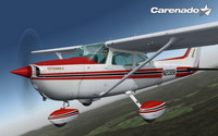 Carenado Cessna 172