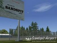 Sandspit FSX