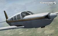 Carenado-PA32R