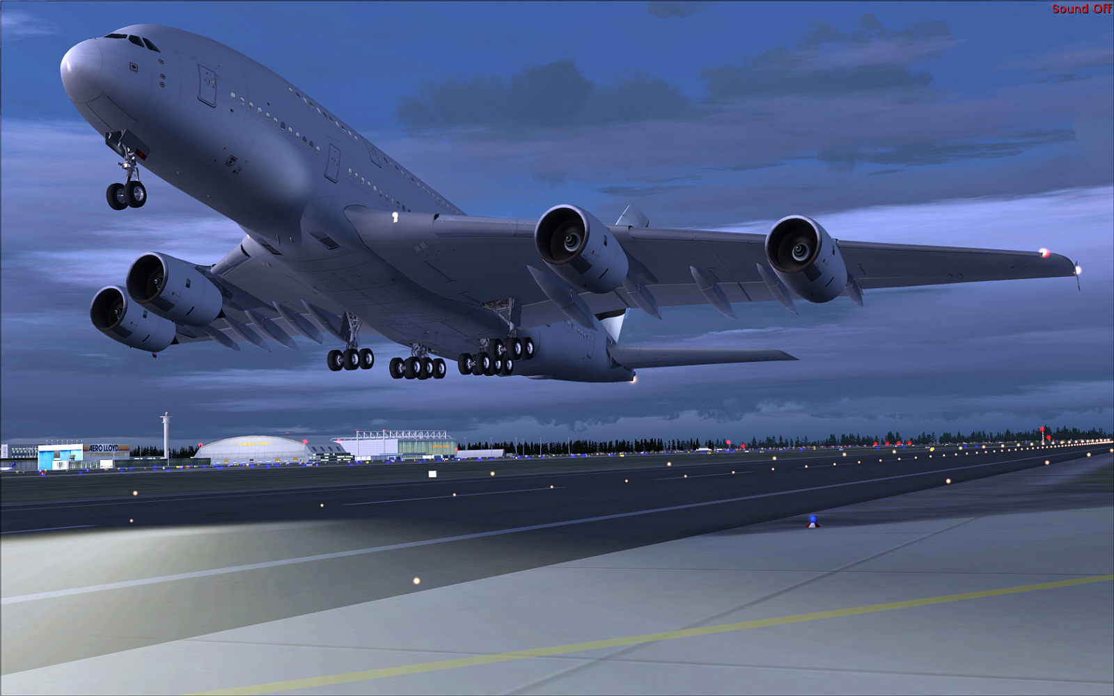 Project Airbus A380 is bezig met een Airbus A380 als Freeware. Hier is ...