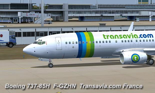 Pmdg Transavia