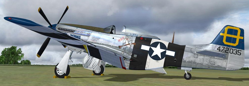 Acclaim-Classics-P-51D-Cadillac-of-the-Skies-Part-2-Restored