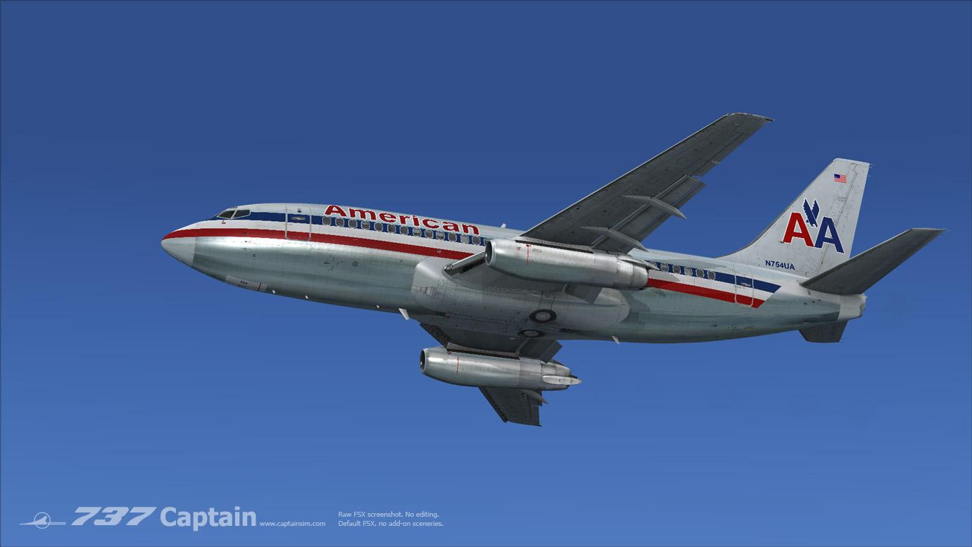 CAPTAIN SIM 737