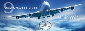ivao crowded skies