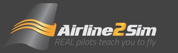 Airline2sim logo