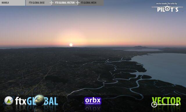 orbx global vector