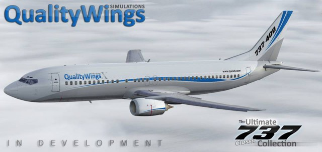 quality wings ultimate 737 classic
