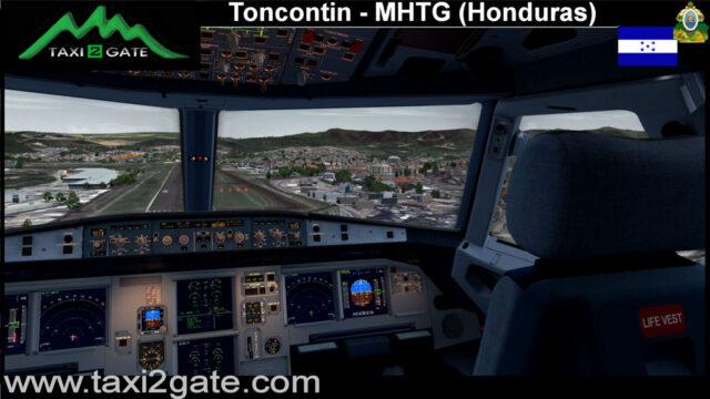taxi2gate toncontin MHTG