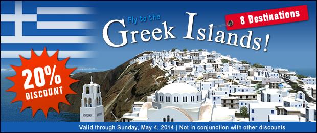 aerosoft greek islands