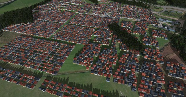 w2xplane houses