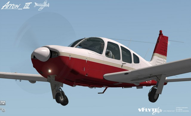 Piper Arrow III VFlyteAir