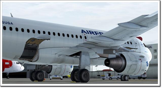 aerosoft airbus a318 a319