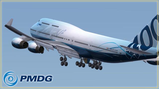 PMDG 747 v2 12 2014