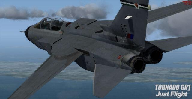 justflight tornado gr1