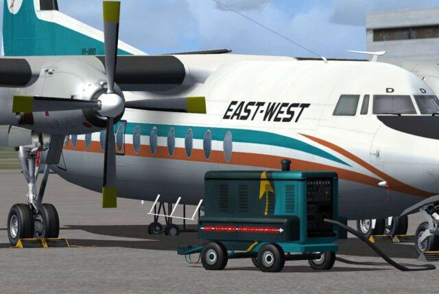 just flight fokker f27 100 200 300