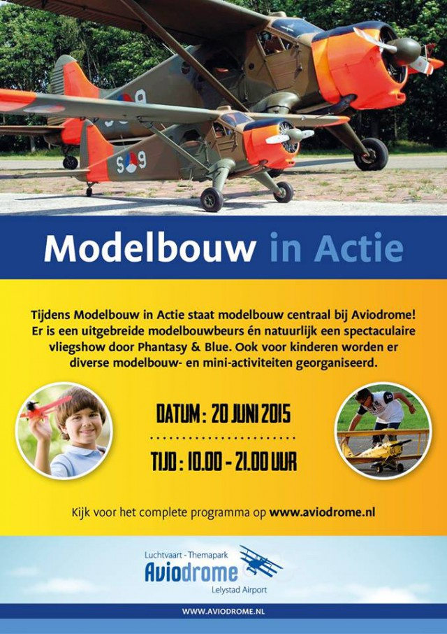 Aviodrome-Modelbouw