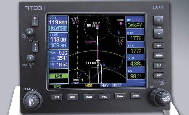 F1-G530 Simulator