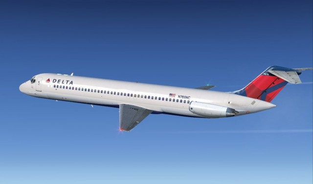 SKY SIMULATIONS MCDONNELL DOUGLAS DC-9 FSX V2