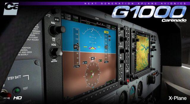 Carenado G1000
