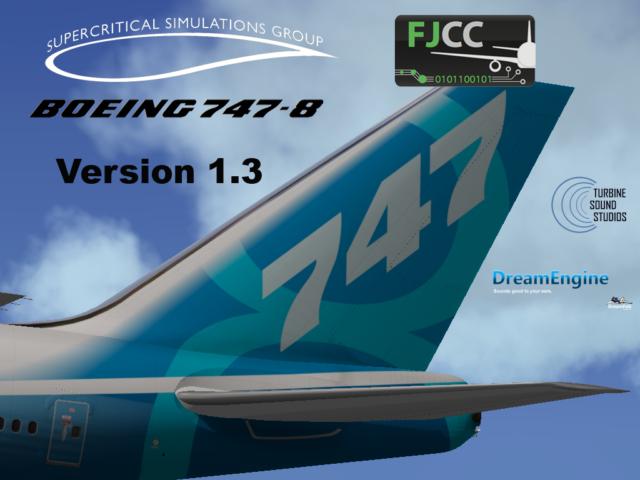SSG 747-8 1.3