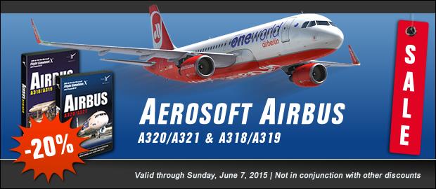 aerosoft airbus sale