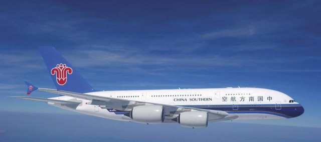 airbus a380 china southern airlines 2
