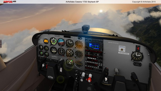 Airfoillabs cessna 172