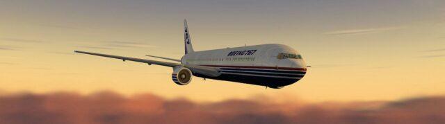 B767-300 FlightFactor