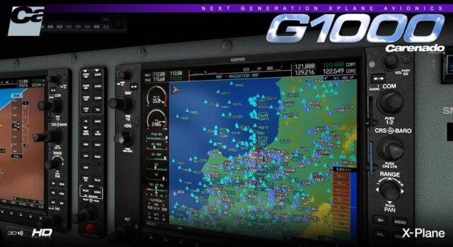 G1000 Carenado