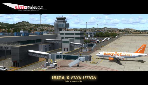 aerosoft ibiza x evolution