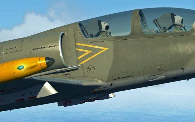 dcs eagle dynamics L-39C Albatros