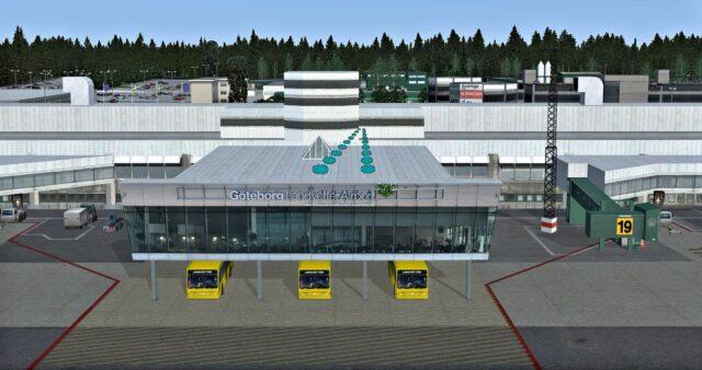 rc-design Gothenburg  ESGG 2