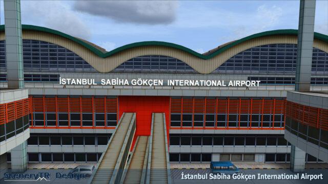 scenerytr design Sabiha Gokcen