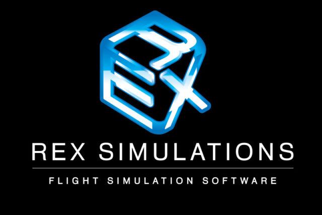 rex simulations logo