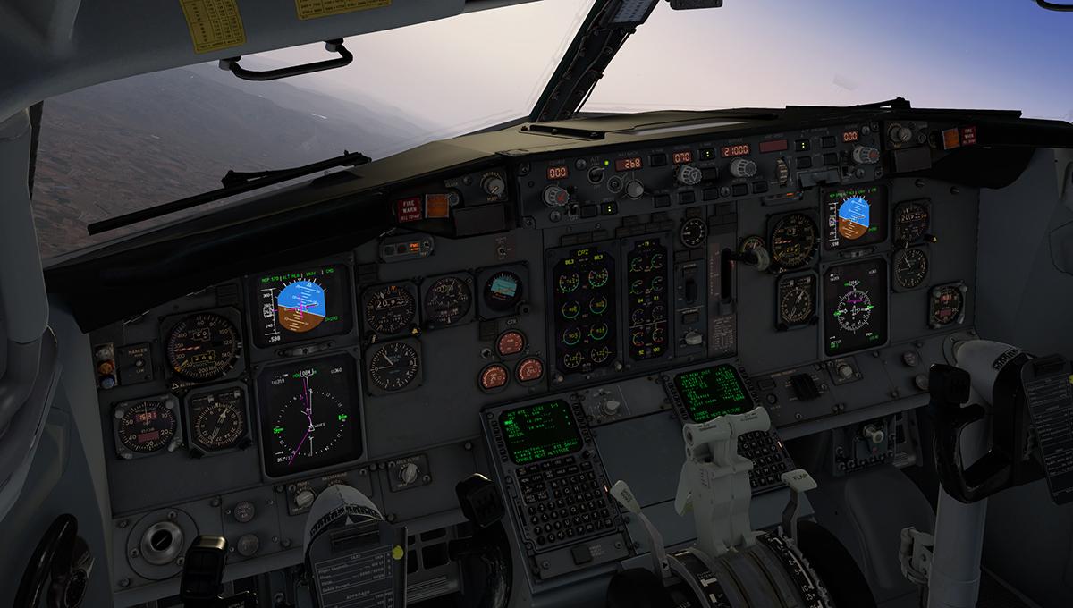 IXEG 737