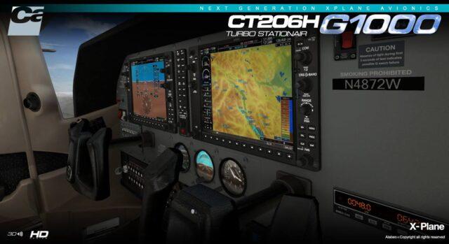 CT206H G1000
