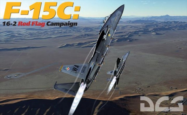 dcs f-15c red flag campaign