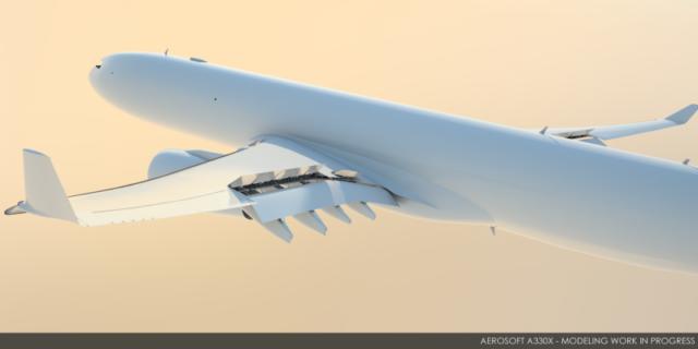 aerosoft a330x model 29-07-16