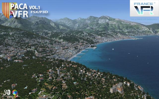 francevfr Provence Alpes Cote d'Azur  vol1