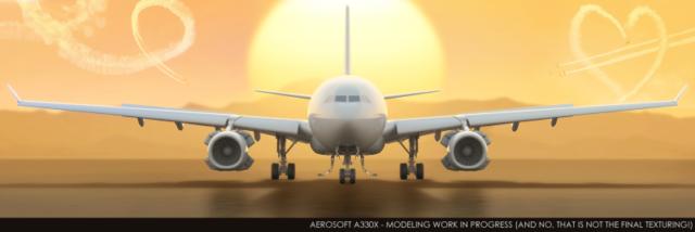 aerosoft a330 geheel