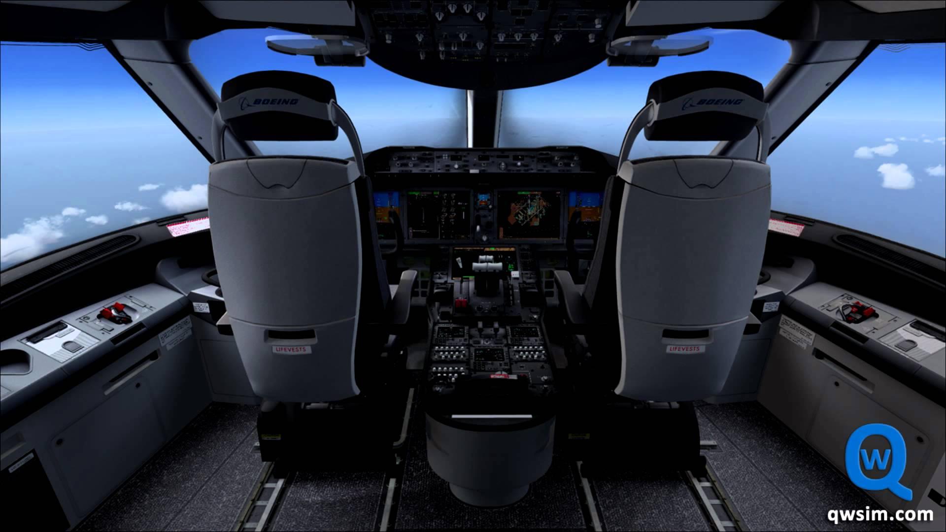 787 Flight Manual