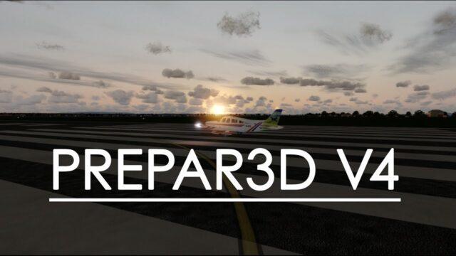 Prepar3d V4 1 – beschikbaar