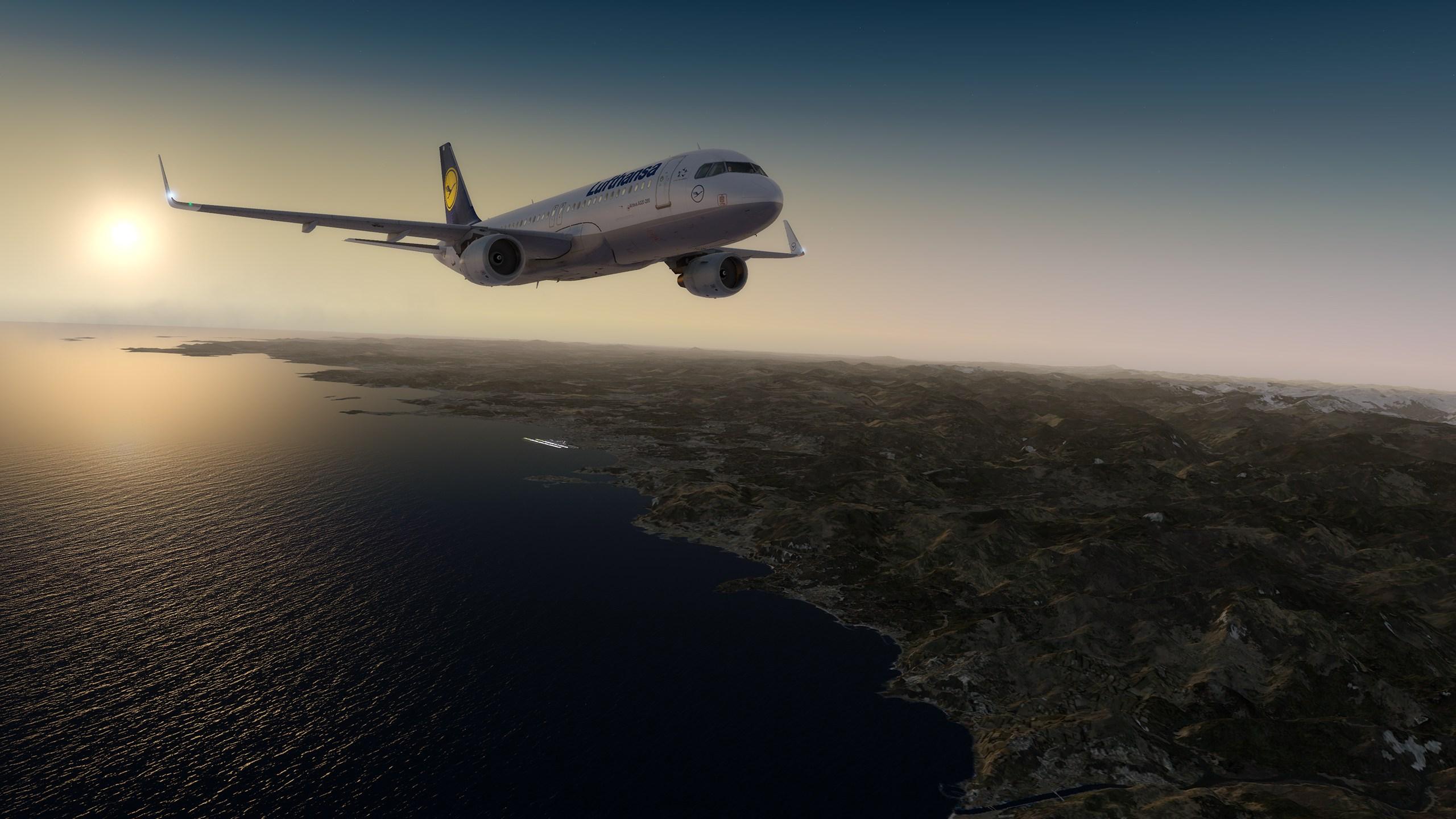 A320 Ultimate voor X-Plane 10+/11+ uitgekomen