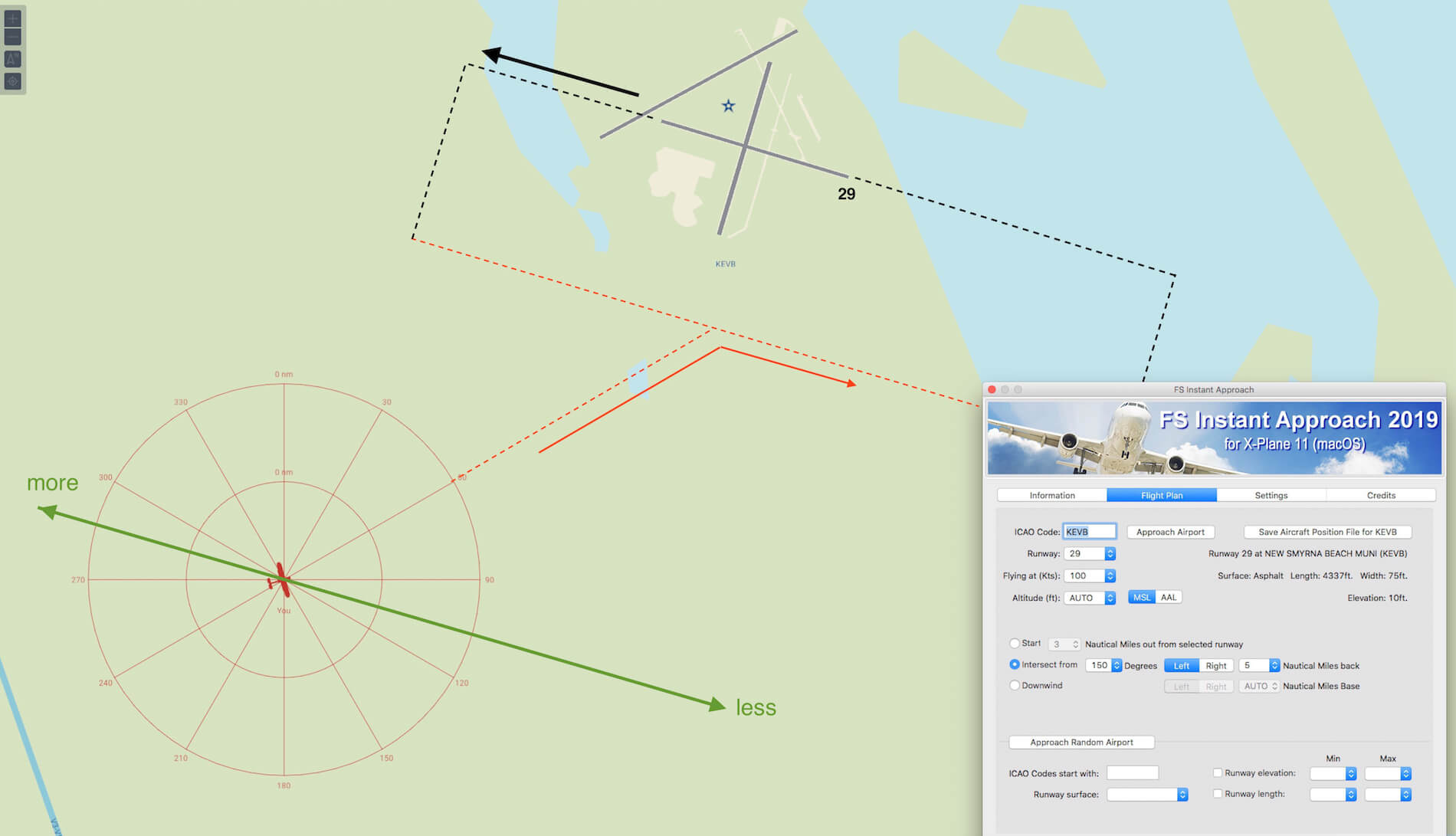 Review – FS Instant Approach 2019 voor X-Plane 11