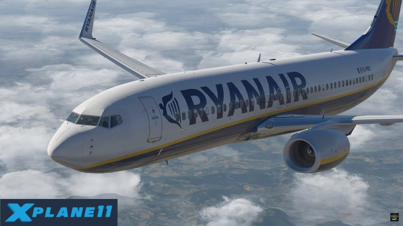 ZIBO MOD 737-800X nu geschikt voor X-Plane V11 30, En hoe!