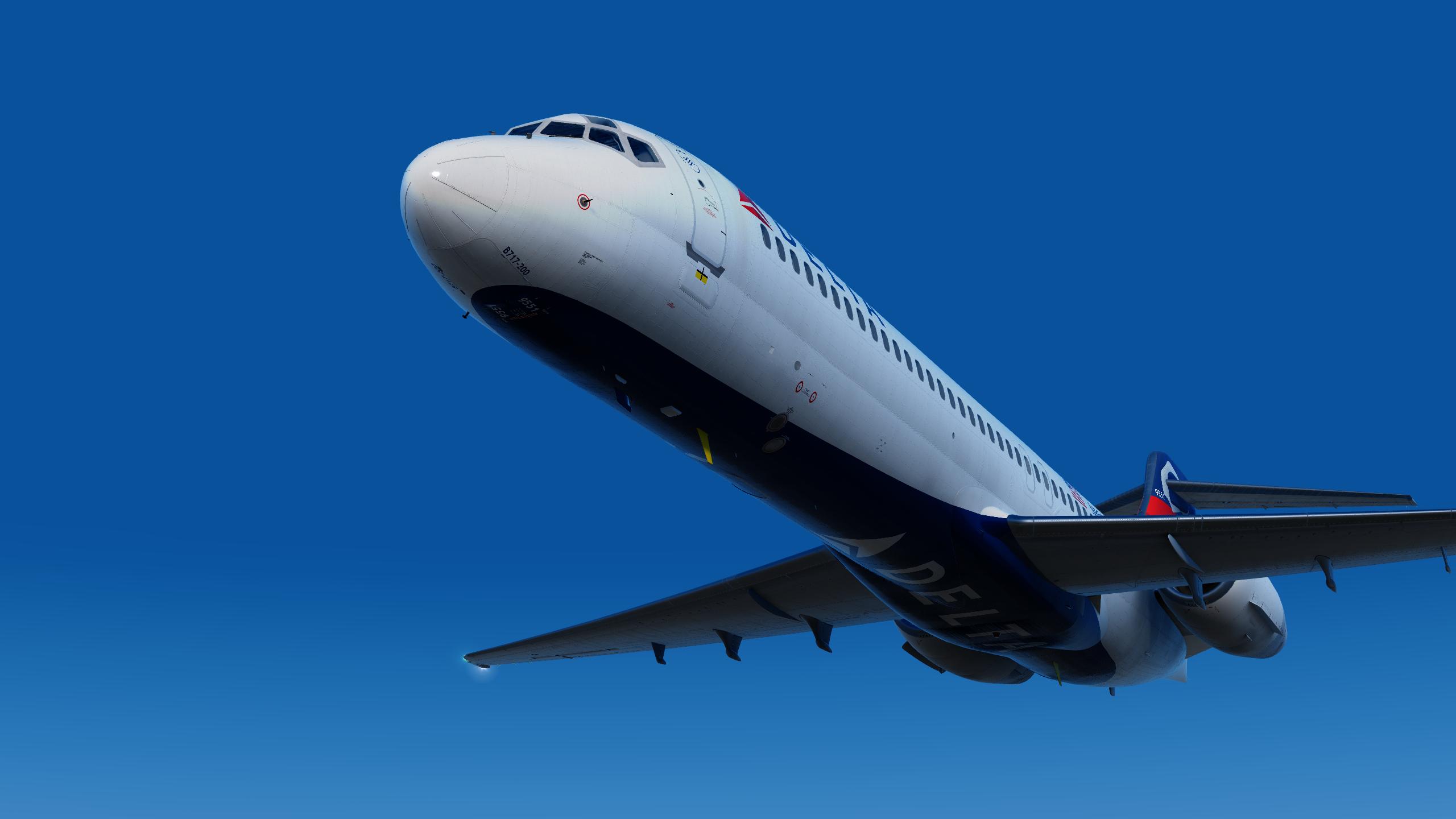 TFDi Design 717: Versie 1 1 uitgekomen