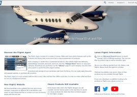 Flight1 – Nieuwe website