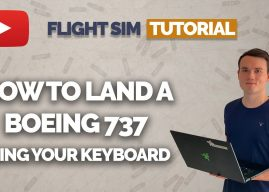 Navigraph – How to Land a PMDG 737