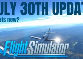 MSFS2020 – simFlightPro July 30th Update